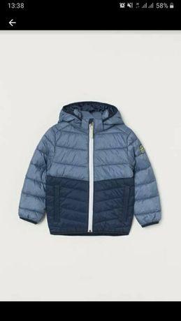 Курточка демисезонная hm 2-4года