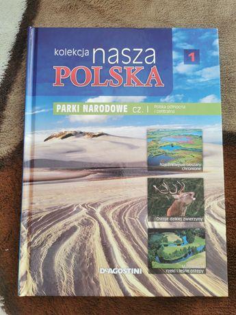 Kolekcja nasza Polska - parki narodowe