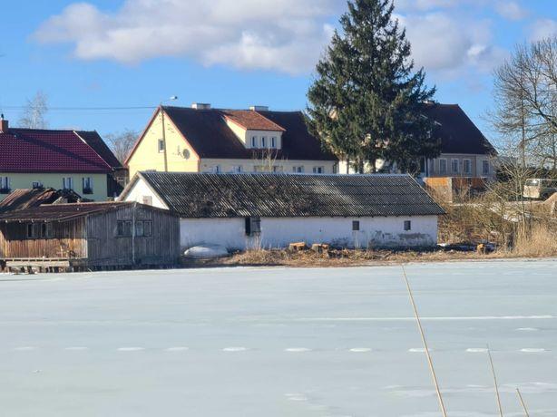 Twój przyszły dom z linią brzegową jeziora/Mazury/Jezioro/Gawlik/Super