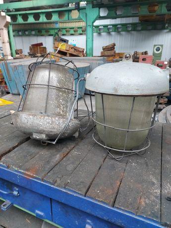 Lampa przemysłowa loft duża