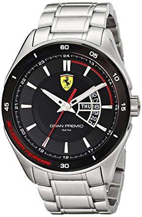 Zegarek męski Scuderia Ferrari Gran Premio
