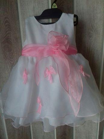 Sukienka chrzest wesele