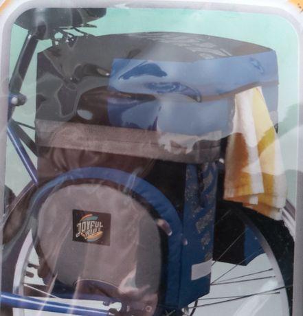 Sakwa Torba na bagażnik