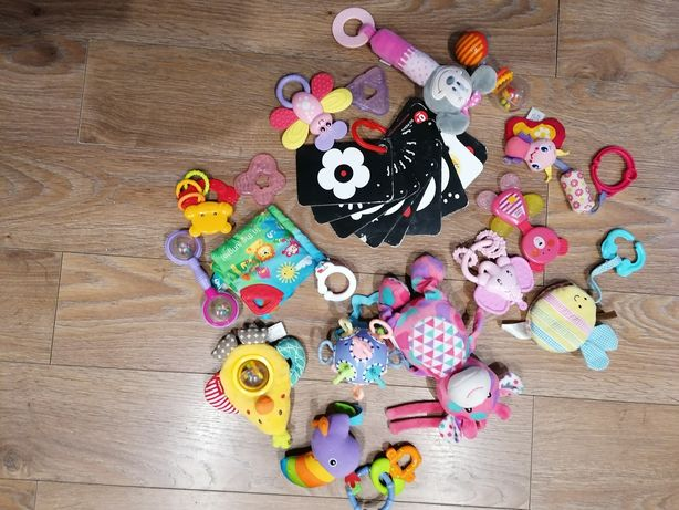 Zabawki dla niemowlaka