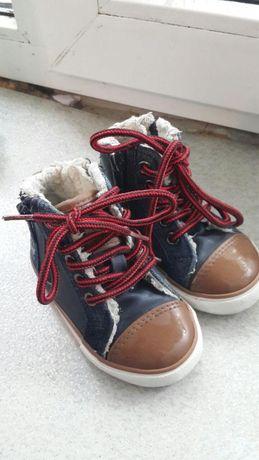 Кроссовки ботинки осенние весенние детские