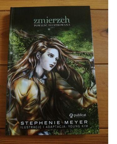 Zmierzch, Stephanie Meyer, powieść ilustrowana