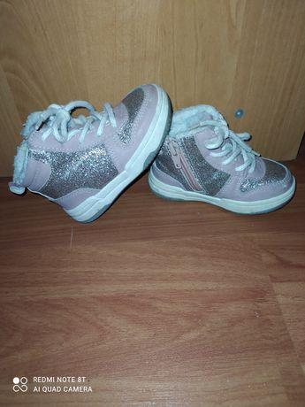 Ботинки hm, хайтопы, ботиночки детские