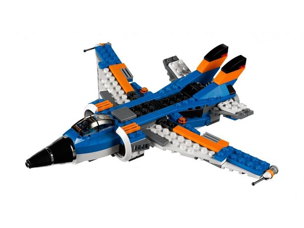 Klocki LEGO CREATOR 31008 i 31018 2 komplety