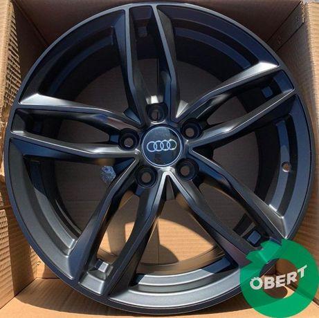 Новые литые диски 5*112 R18 на Audi Volkswagen Skoda Mercedes