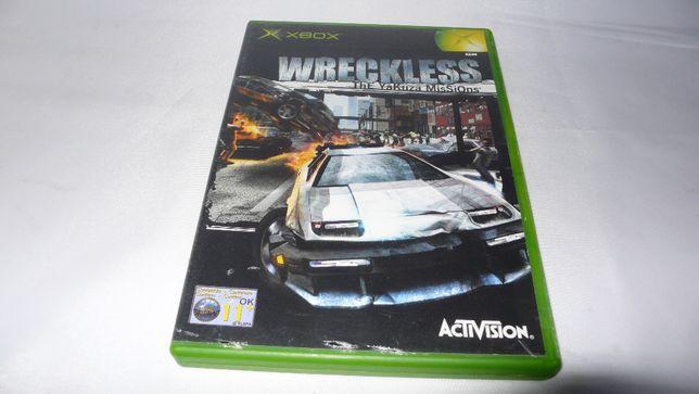 Gra XBox Classic Wrecless
