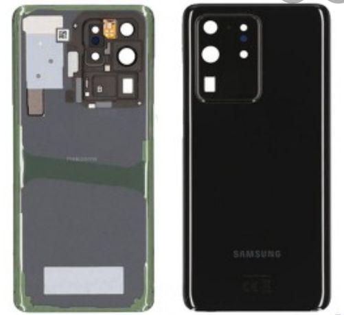 Samsung s20 ultra G988 preto branco grey tampa