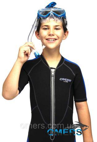 Гидрокостюм Cressi Lido Junior 2мм детский гидрокостюм
