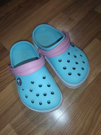 Crocs оригинал, кроксы размер С9
