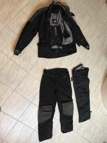 Hein Gericke komplet motocyklowy spodnie kurtka motocyklowa XL XXL