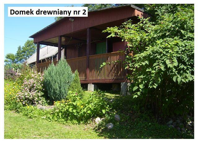 MAZURY domki letniskowe pod Jesionami koło Mrągowa