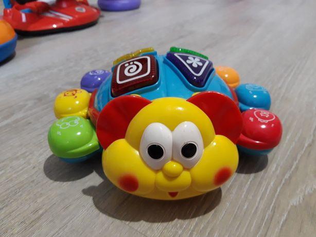 Танцующий жук игрушка