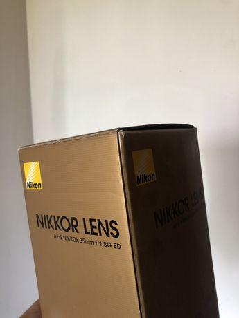 Nikon 35mm f1.8- FULL FRAME