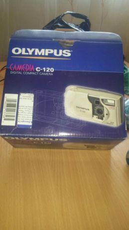 olympus c120