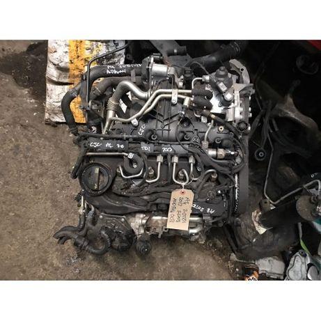 Motor Audi 2.0 tdi 2013 CJC