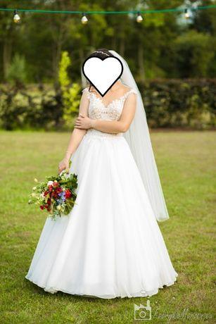 Suknia ślubna Divina Bridal Ewa Śliwa
