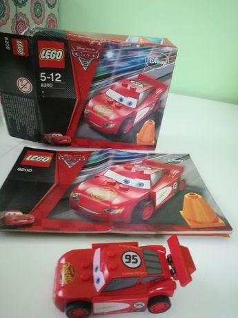 Lego cars zygzak McQueen 8200