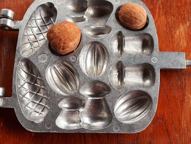 Лесное ассорти форма для выпечки 3d печенья