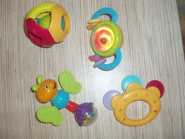 Погремушки Hola Toys