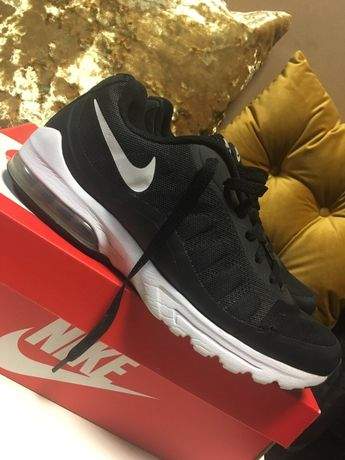 109. Oryginalne buty Nike Air Max 42 czarne vapro 270 męskie okazja