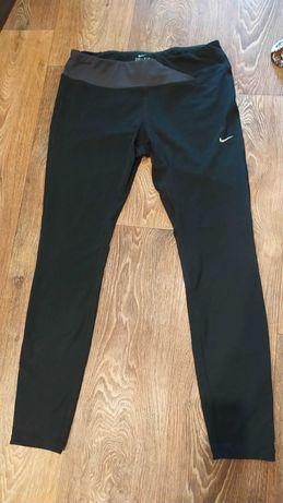 Лосины ,леггинсы, тайсы nike dri-fit (l) ,штаны спортивные.Оригинал.