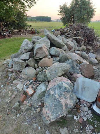 Kamienie ogrodowe polne łupane ozdobne