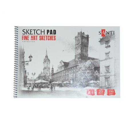Альбом для рисования бумага для черчения и акварельная А2 А3 А4 А5