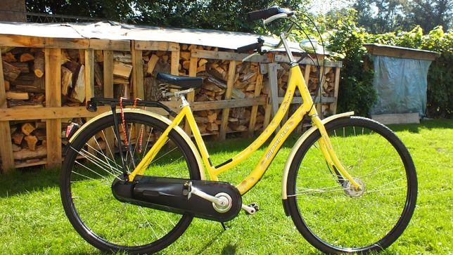 """Fajny rower damka Sparta 28"""" okolice krk (gazelle,giant,kross)"""