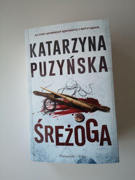 Książka Śreżoga Katarzyna Puzyńska