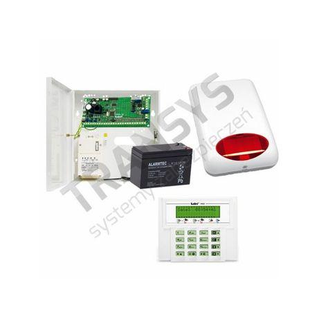 Alarm Satel Versa 10 zestaw systemu alarmowego dla 10 czujek
