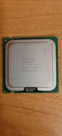 Процессор Intel Pentium 4 541