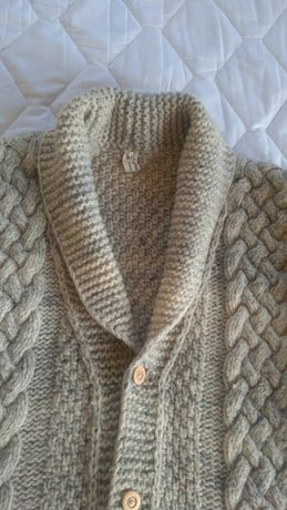 sweter 100 procent wełna