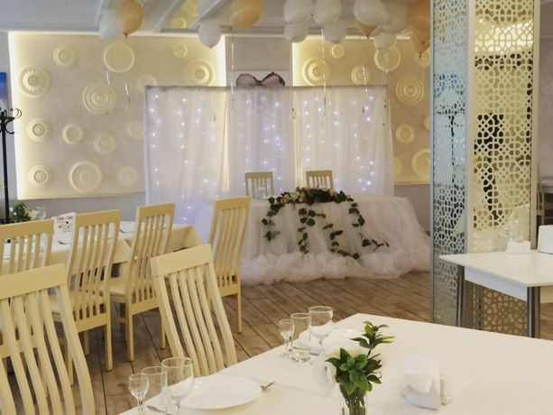 Свадебная арка, ширма, фотозона, баннер, декор зала