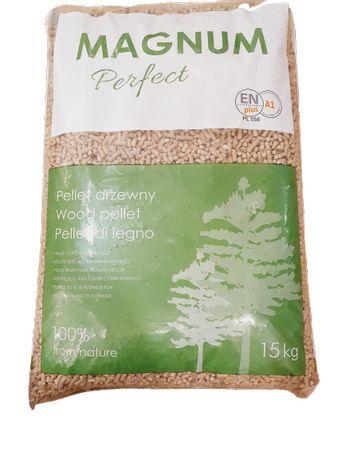 Pellet drzewny certyfikat ENplusA1 super jakość