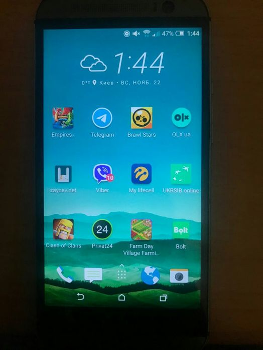HTC M8, iPhone 4s, Lenovo A6010 Киев - изображение 1