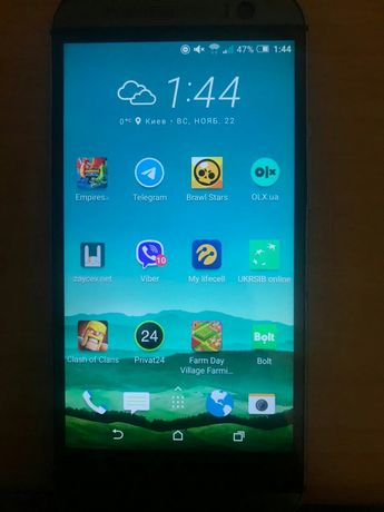 HTC M8, iPhone 4s, Lenovo A6010