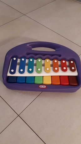 Cymbałki/pianino Little Tikes 2w1