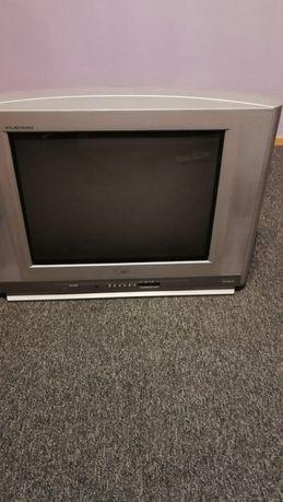 Sprawny telewizor 21 cali, starego typu