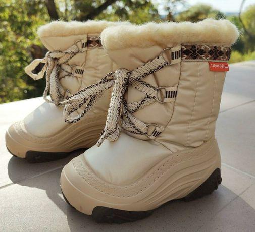 Зимние сапожки Demar Joy Зимові чобітки Demar