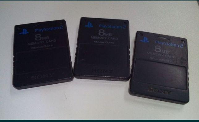 Memory card PlayStation 2 e 1