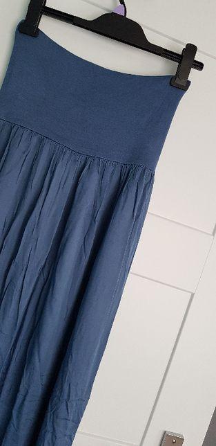 Długa wiskozowa spódnica rozmiar uniwersalny