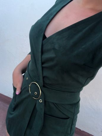 Vestido/macacão Zara (novo)