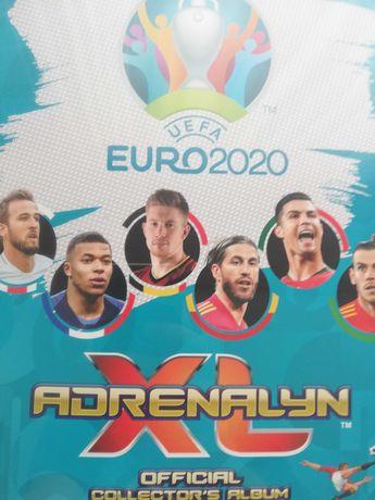 Karty Euro 2020 Paninini