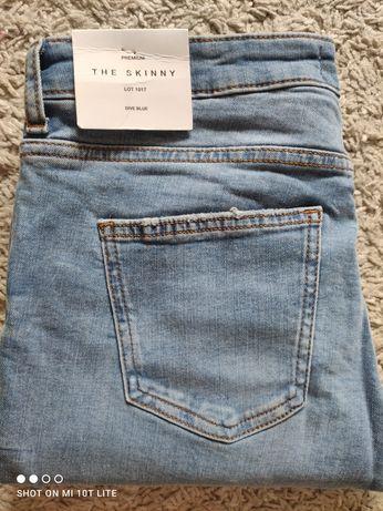 Nowe jeansy Zara, rozm.44(42) z metką