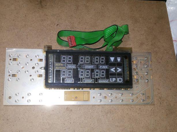 Блок индикации от видеомагнитофона Grundig на TMS3763ANL