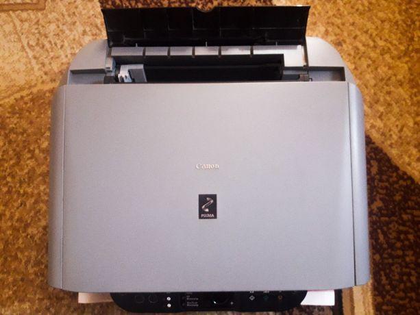 Продам струйный принтер Canon PIXMA MP160 три в одном